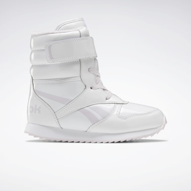 Buty Reebok Classic Snow Jogger Bialy