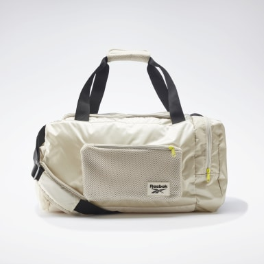 Fitness & Träning Beige Tech Style Grip Bag