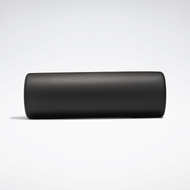 Training Grey Short Round Foam Roller