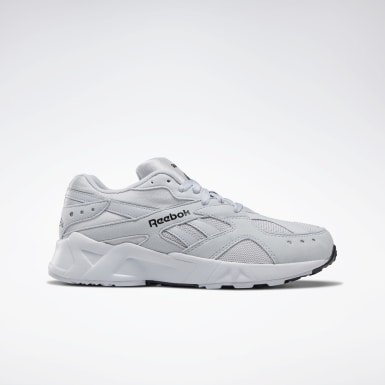 Classics Grey Aztrek 93 Shoes
