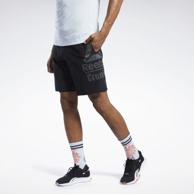 Mænd Cross Training Black Reebok CrossFit® Epic Base Shorts