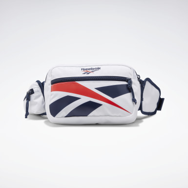 Classics White Classics Repeat Vector Waist Bag