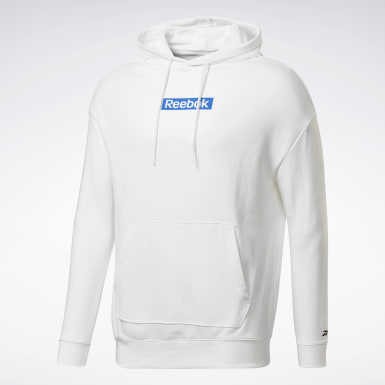 Sweat à capuche avec logo linéaire Training Essentials