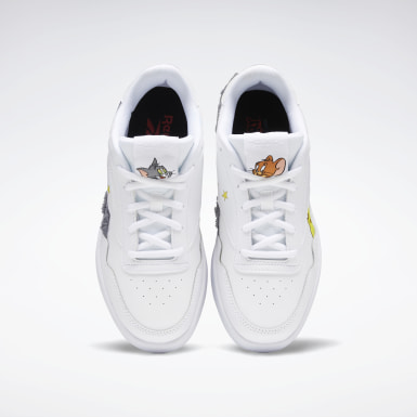 Women Classics White Reebok Club MEMT Women's Shoes