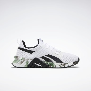 Men Fitness & Training White Flashfilm Train 2 Shoes