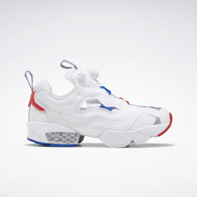 Women Classics White InstaPump Fury OG Shoes