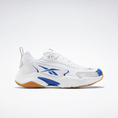Classics White Reebok Vector Runner Shoes