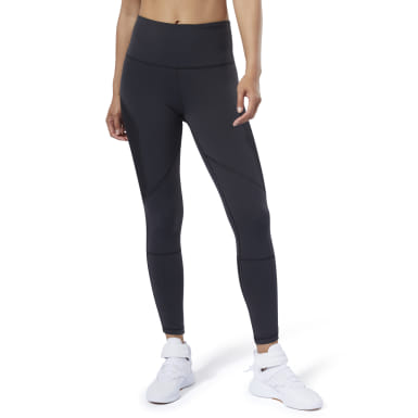 Women Studio Black Cardio Lux High-Rise Tights 2.0