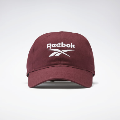 Casquette Active Foundation Badge Bordeaux Running