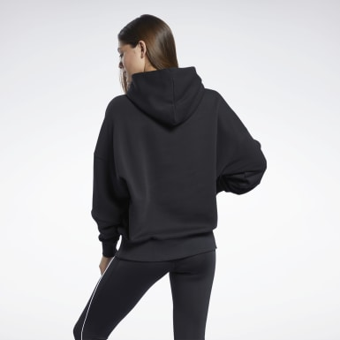 Women Studio Black Studio Restorative Hoodie