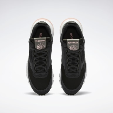 Women Classics Black Classic Leather Legacy Shoes