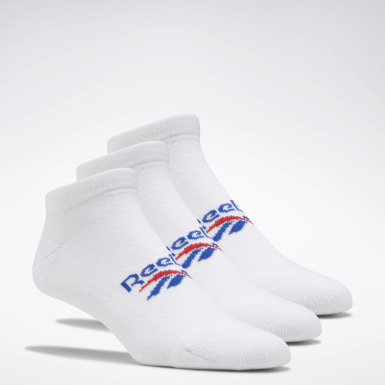 Classics White Classics Foundation Low Cut Socks 3 Pairs