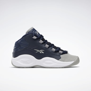 Question Mid Basketball Shoes - Preschool