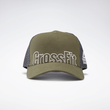 Casquette CrossFit® Lifestyle Vert Cross Training