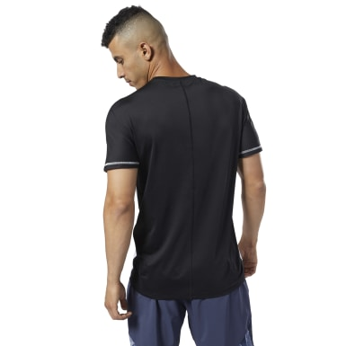 Playera One Series Training Smartvent Move Blanco Hombre Fitness & Training