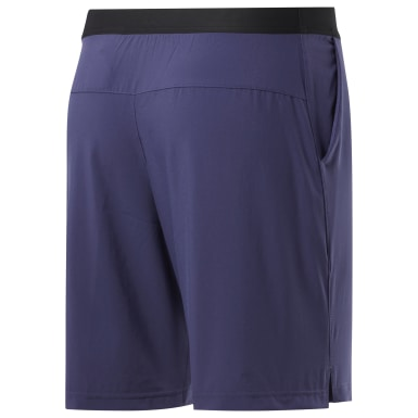 Men Training Purple Speedwick Speed Shorts