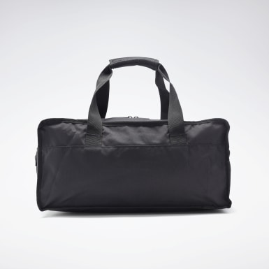 Training Black Active Enhanced Duffel Bag