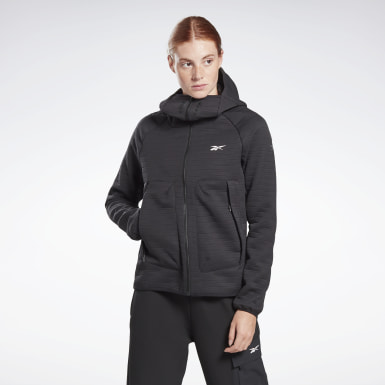 Women Outdoor Black Thermowarm Deltapeak Performance Jacket
