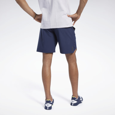 Men Training Blue United By Fitness Epic Shorts