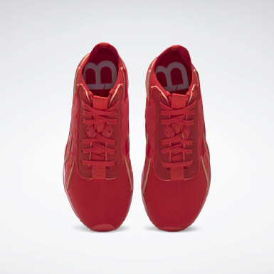 Classics Red VB Bolton Sock Low Shoes