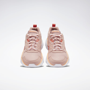 Women Classics Pink Reebok Royal Bridge 3.0 Shoes