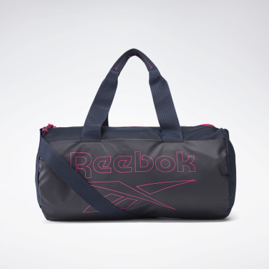 Sac polochon Essentials Bleu Femmes Fitness & Training