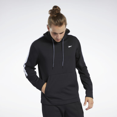 Heren Fitness & Training Zwart Workout Ready Hoodie