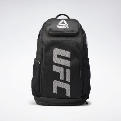 Fitness & Training UFC Backpack Schwarz
