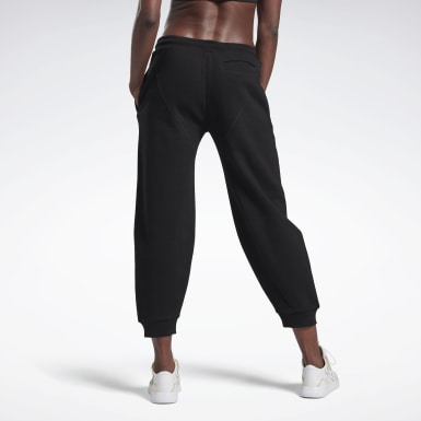 Women Fitness & Training Black VB Jogger