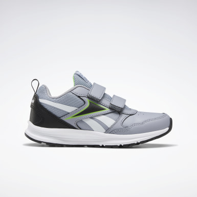 Boys Running Grey Reebok Almotio 5.0 Shoes