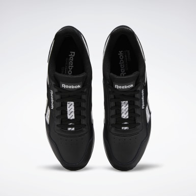 Kvinder Classics Black Reebok Royal Glide Shoes