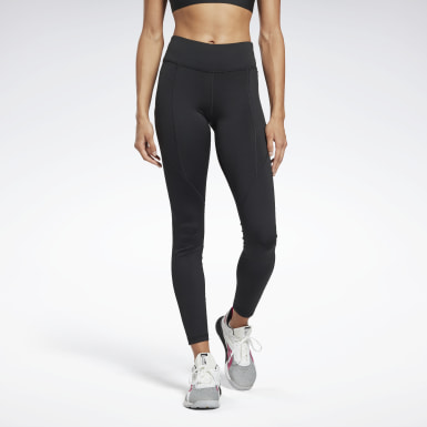 WOR PP Tight Negro Mujer Fitness & Training