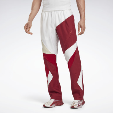 R&C Hybrid Pant Rouge Hommes Fitness & Training