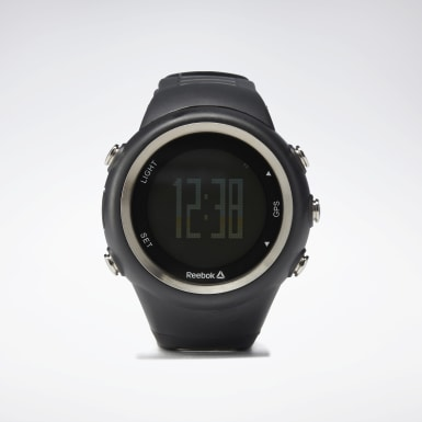 Fitness & Training Black Ultim8 Run Watch