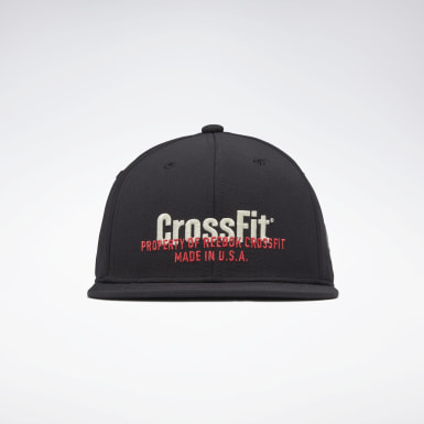 Casquette CrossFit® A-Flex Noir Cross Training