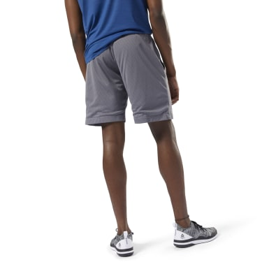 LES MILLS™ Mesh Basketball Shorts
