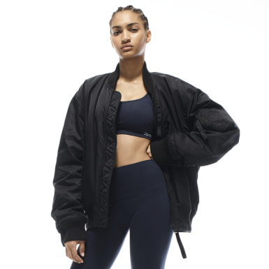 VB Oversized Bomber Jacket