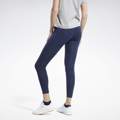 Women Classics Blue Classics Vector Leggings