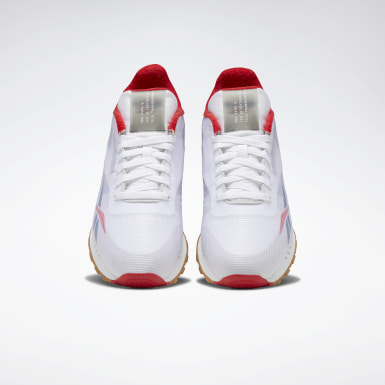 Classics White Classic Leather ATI Shoes