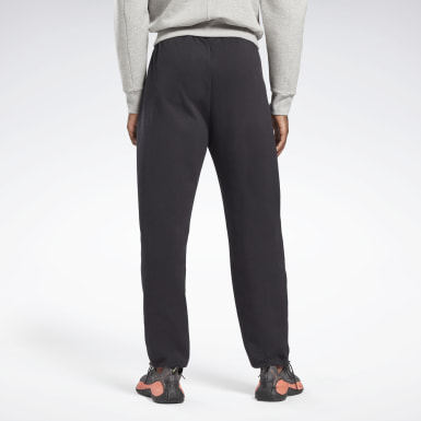Männer Fitness & Training DreamBlend Cotton Track Pants Schwarz