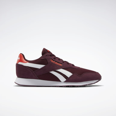 Herr Classics Burgundy Reebok Royal Ultra