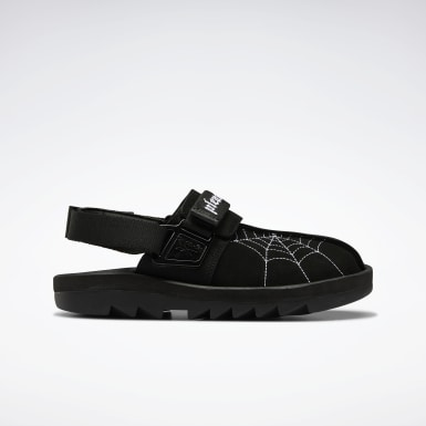 Classics Black PLEASURES Beatnik Sandals