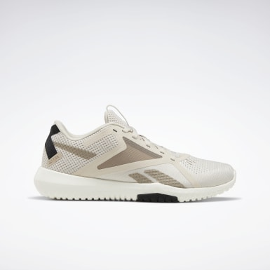 Reebok Flexagon Force 2.0 Beige Femmes Fitness & Training