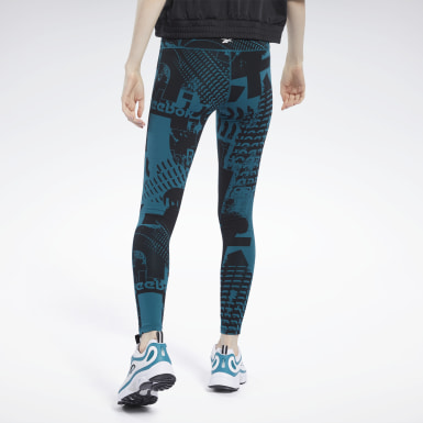 Women Training Meet You There Allover Print Leggings