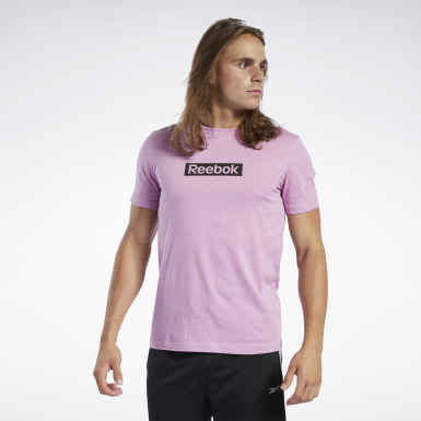 Remera Training Essentials Linear Logo Hombre Entrenamiento Funcional
