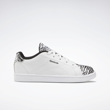 Børn Classics White Reebok Royal Complete Clean 2.0 Shoes