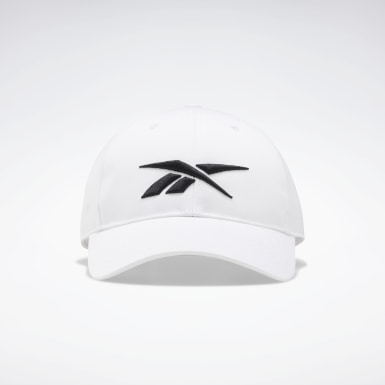 Gorra Active Enhanced Baseball Blanco Entrenamiento Funcional