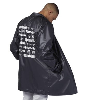 Classics Black Classics International Long Raincoat