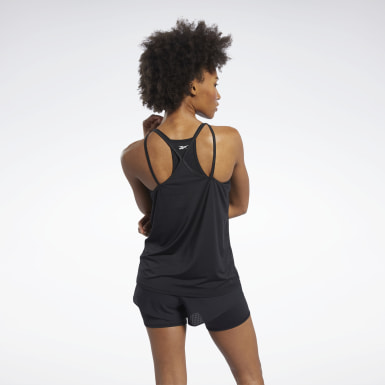 Women Cycling Black SmartVent Tank Top