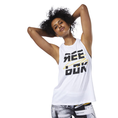 Musculosa Wor Myt Reebok Muscle